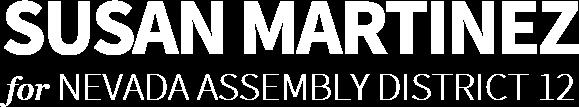 Susan Martinez Nevada Assembly District 12