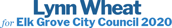 Lynn Wheat Elk Grove City Council 2020