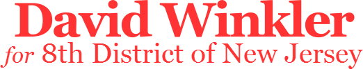 David Winkler 8th District of New Jersey
