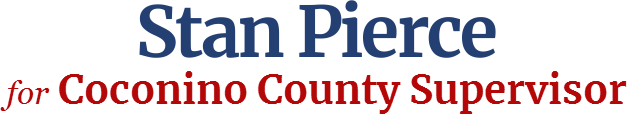 Stan Pierce Coconino County Supervisor