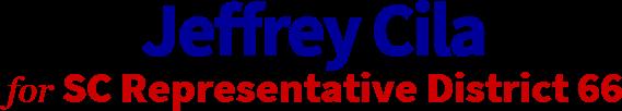 Jeffrey Cila SC Representative District 66
