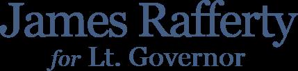 James Rafferty Lt. Governor