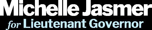 Michelle Jasmer Lieutenant Governor