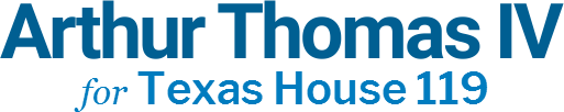 Arthur Thomas IV Texas House 119