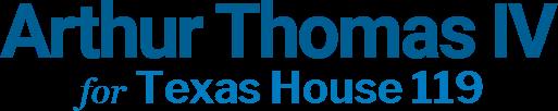 Arthur Thomas IV Texas House 119