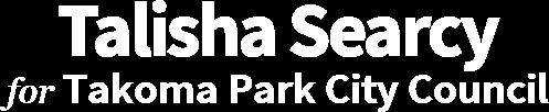 Talisha Searcy Takoma Park City Council