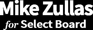 Mike Zullas Select Board