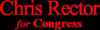 Chris Rector Congress