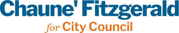 Chaune' Fitzgerald City Council