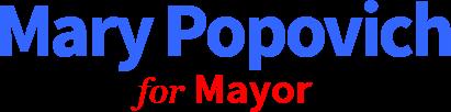 Mary Popovich Mayor