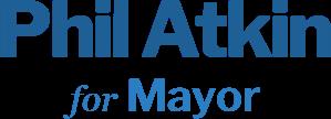 Phil Atkin Mayor