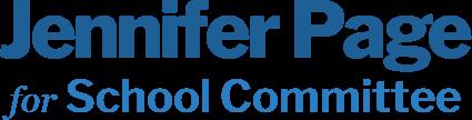 Jennifer Page School Committee