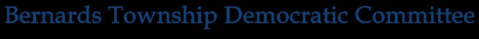 Bernards Township Democratic Committee