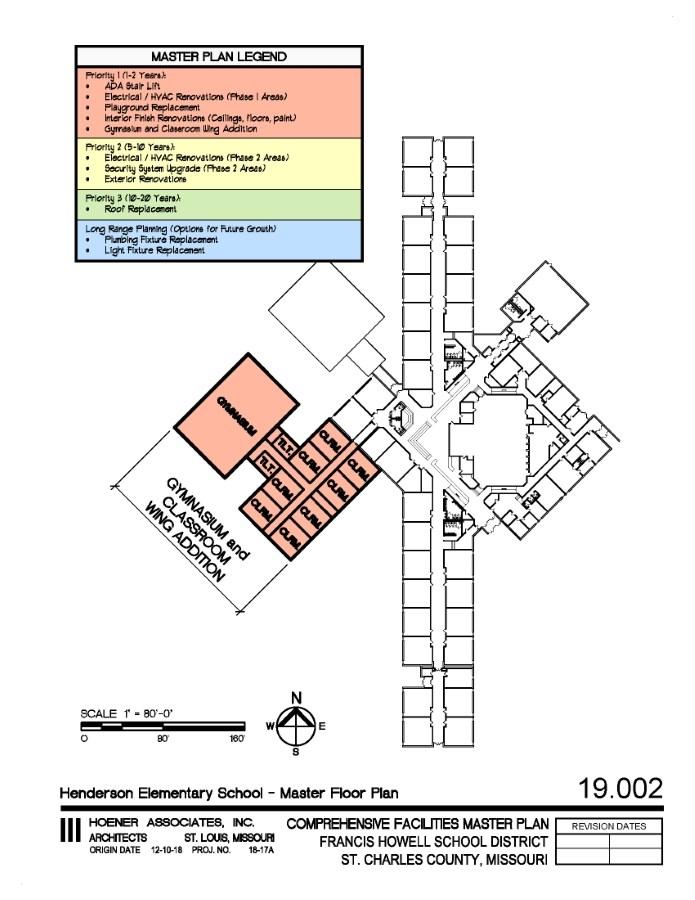 Henderson Site Plan